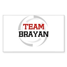 Brayan Rectangle Decal