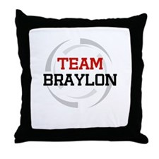 Braylon Throw Pillow