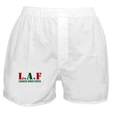 Lebanese Armed Forces Boxer Shorts