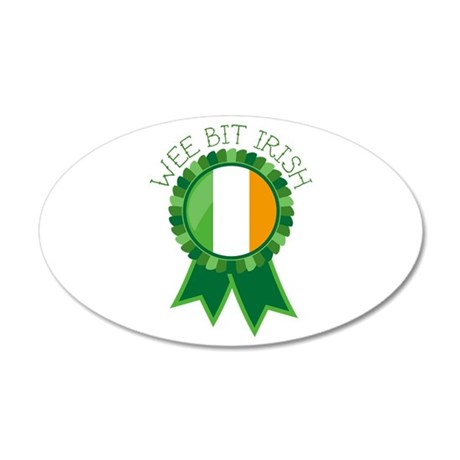 Wee Bit Irish Wall Decal