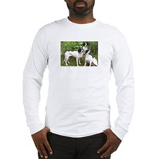 Three dog Long Sleeve T-Shirt