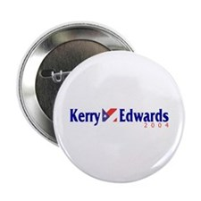 "Kerry/Edwards 2004 2.25"" Button (100 pack)"