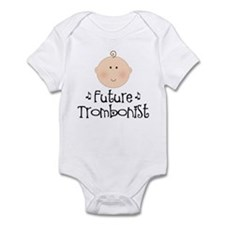 Future Trombonist Infant Bodysuit