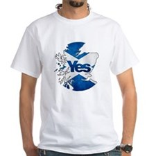 Yes for Scotland Shirt
