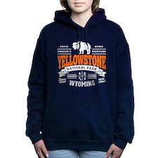 Yellowstone Vintage Women's Hooded Sweatshirt