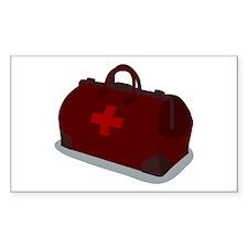 Doctor Bag Decal