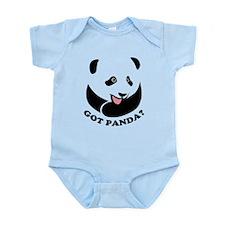 Got Panda? Infant Bodysuit