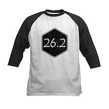 Black 26.2 Hexagon Baseball Jersey