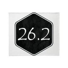 Cute 26.2 Throw Blanket
