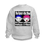 Razor and Die Kids Sweatshirt
