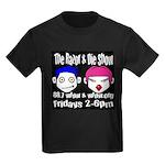 Razor and Die Kids Dark T-Shirt