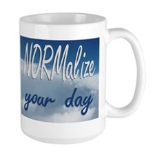 NORMalize Your Day - Mug