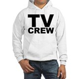 TV Crew Jumper Hoody