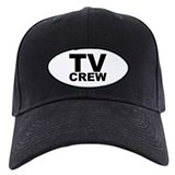 TV Crew Baseball Hat