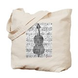 &quot;Sheet Music&quot; Tote Bag
