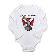 Sir Poopsalot Body Suit