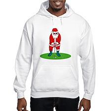 Santa plys golf.png Hoodie