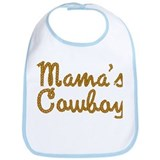 Mama's Cowboy Bib