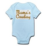 Mama's Cowboy Infant Bodysuit