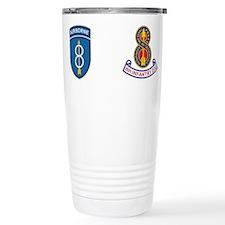 Cute Army divisions Travel Mug