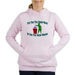 You Know Where Women's Hooded Sweatshirt