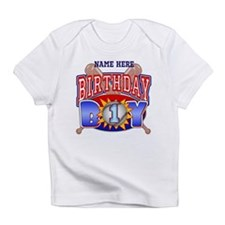 Baseball 1st Birthday Infant T-Shirt