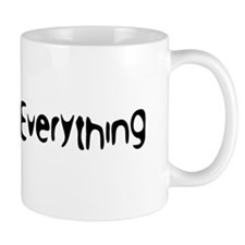 Question Everything Coffee Mug