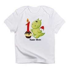 1st Birthday Baby Dragon Infant T-Shirt