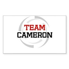 Cameron Rectangle Decal