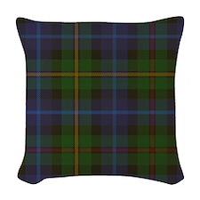 Smith Tartan Woven Throw Pillow