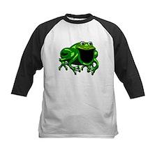Happy Frog Baseball Jersey