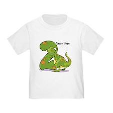 2nd Birthday Dinosaur T