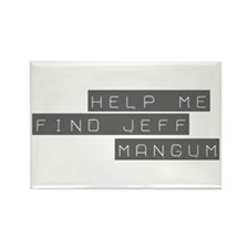 Jeff Mangum Rectangle Magnet (10 pack)