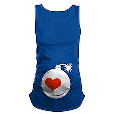 Bomb Of Love Maternity Tank Top