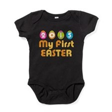 Baby's First Easter Baby Bodysuit