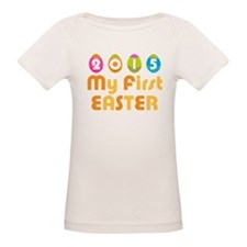 Baby's First Easter Organic Baby T-Shirt