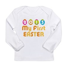 Baby's First Easter Long Sleeve Infant T-Shirt