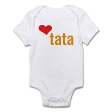 volim tata (I love dad) Infant Bodysuit