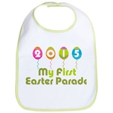 Baby's First Easter Parade Bib