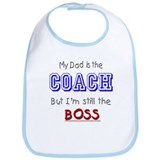 Basketball dad Cotton Bibs
