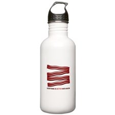 Better With Bacon Water Bottle