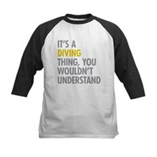 Its A Diving Thing Tee