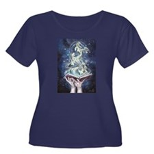 The Bookseller Plus Size T-Shirt