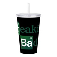 Breaking Bad Logo Acrylic Double-wall Tumbler