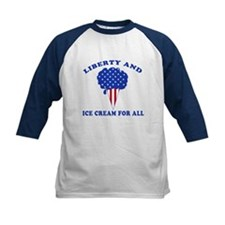 Liberty & Ice Cream Tee
