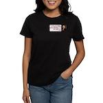 Ignorant & Free Women's Dark T-Shirt