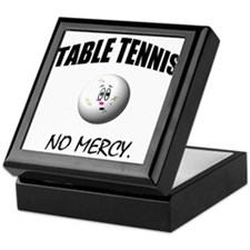 Cute Fun tennis Keepsake Box