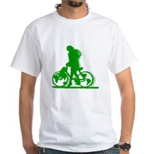 bicycle to save the planet.png T-Shirt