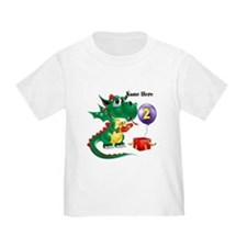 Dragon 2nd Birthday T