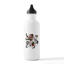 Sinclair Tartan Lion Water Bottle